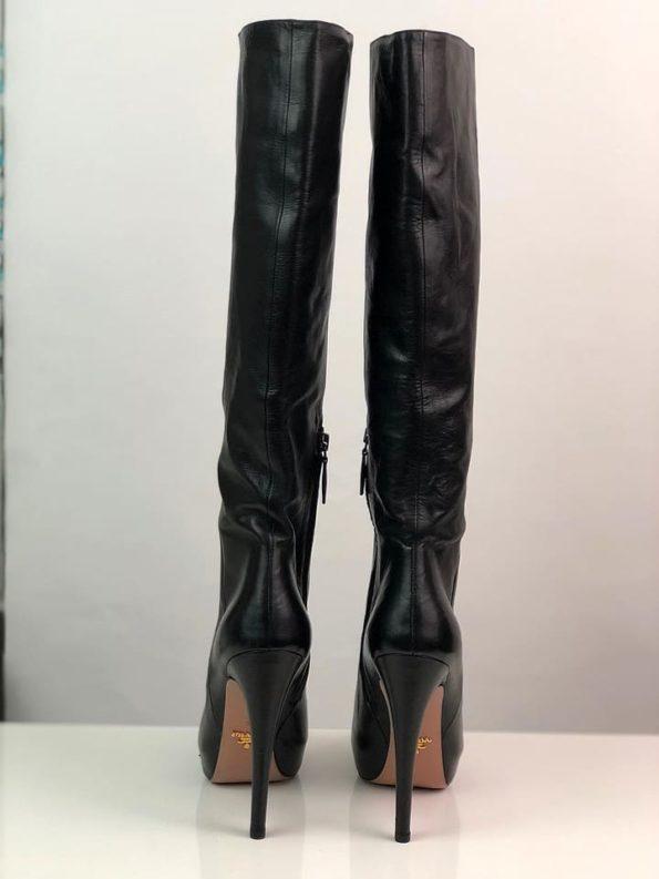 Сапоги Prada-р 38 – Комиссионный магазин – Original Fashion 71108aa634e
