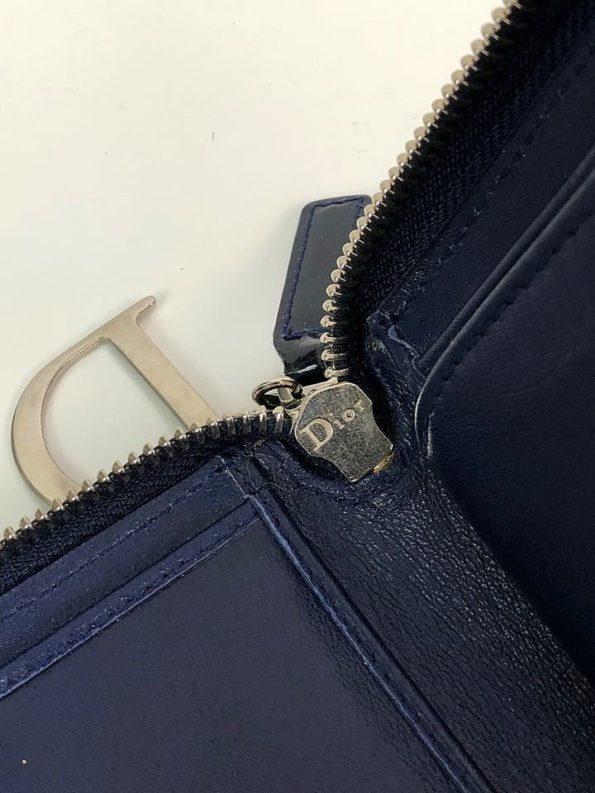 018543beb203 Лакированный Кошелек Christian Dior – Комиссионный магазин ...