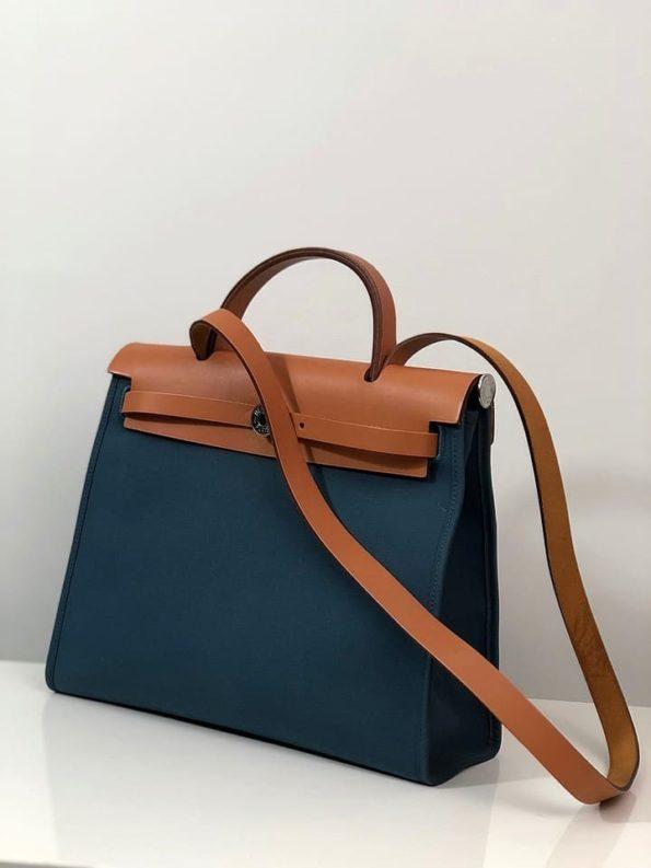 61ad392b5089 Сумка Hermes Herbag – Комиссионный магазин – Original Fashion