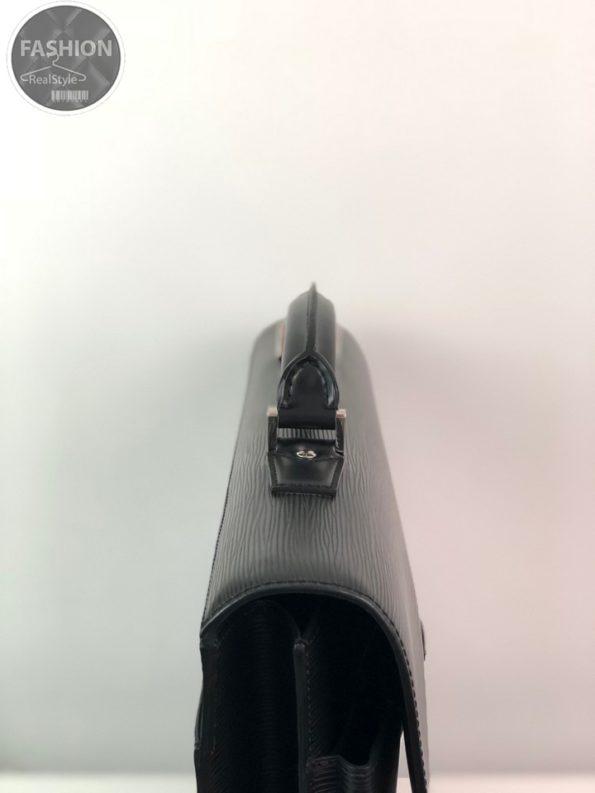 d20c64bbf752 Черный мужской портфель Louis Vuitton. ZOOM +. START SLIDESHOWSTOP SLIDESHOW