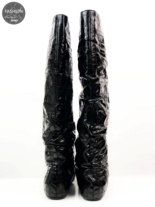 3cea32897346 Лакированные сапоги Christian Dior – Комиссионный магазин – Original ...