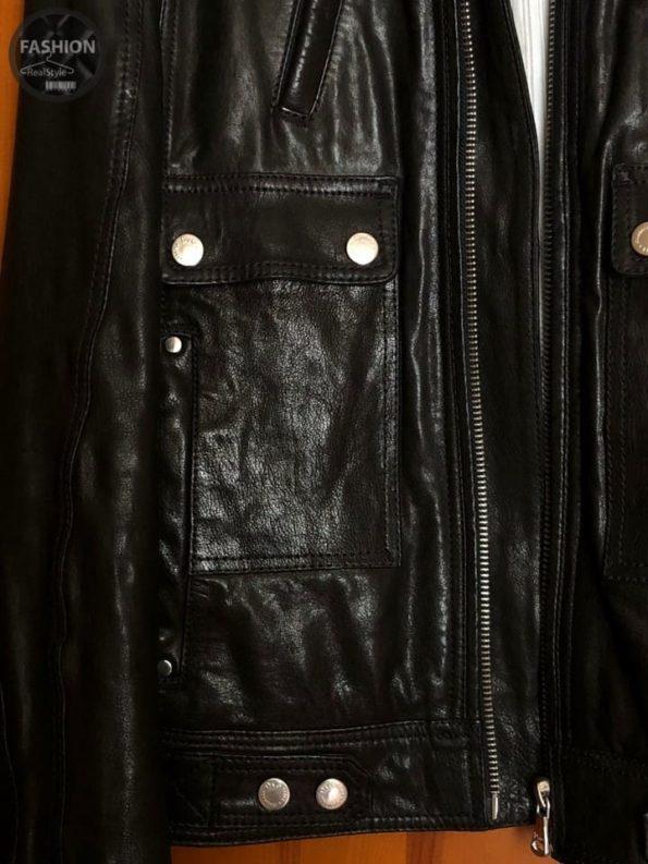 8459ace4d3cd Кожаная куртка Dolce   Gabbana – Комиссионный магазин – Original Fashion