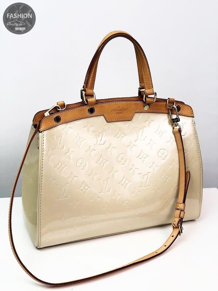 a2e515ebea07 Сумка Louis Vuitton Vernis Brea MM – Комиссионный магазин – Original Fashion